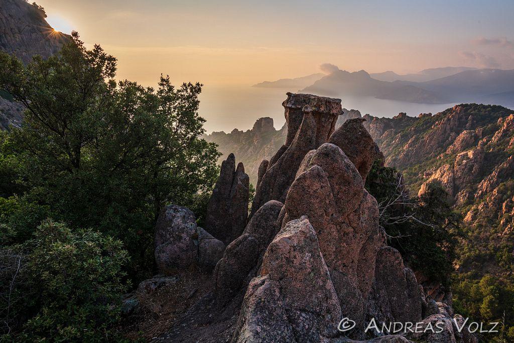Korsika und Sardinien